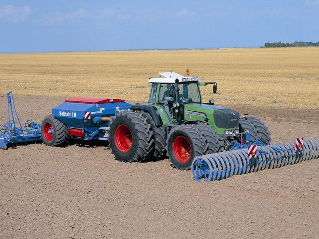 Фото самых больших тракторов