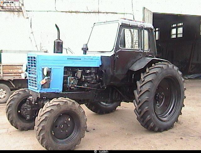 Трактор МТЗ-80 - колесный, универсально-пропашной, тягового класса 1.4.  Трактор МТЗ-80 предназначен для проведения...