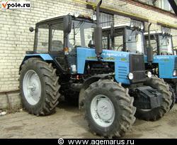 Трактор МТЗ 1221.2/1221В.2 Технические характеристики.