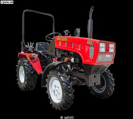 Трактор МТЗ 82.1 технические характеристики, особенности.