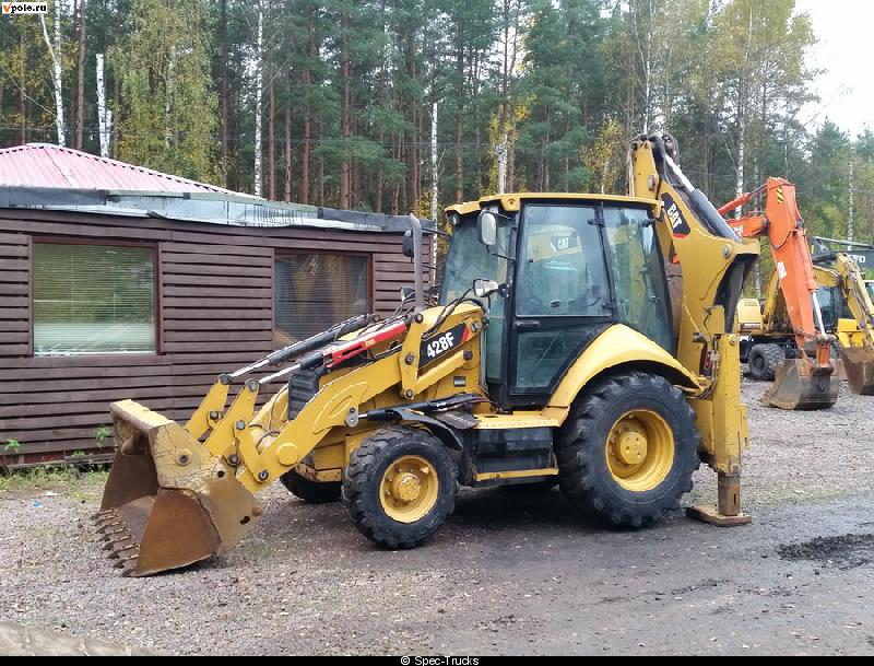 Caterpillar CAT 428F