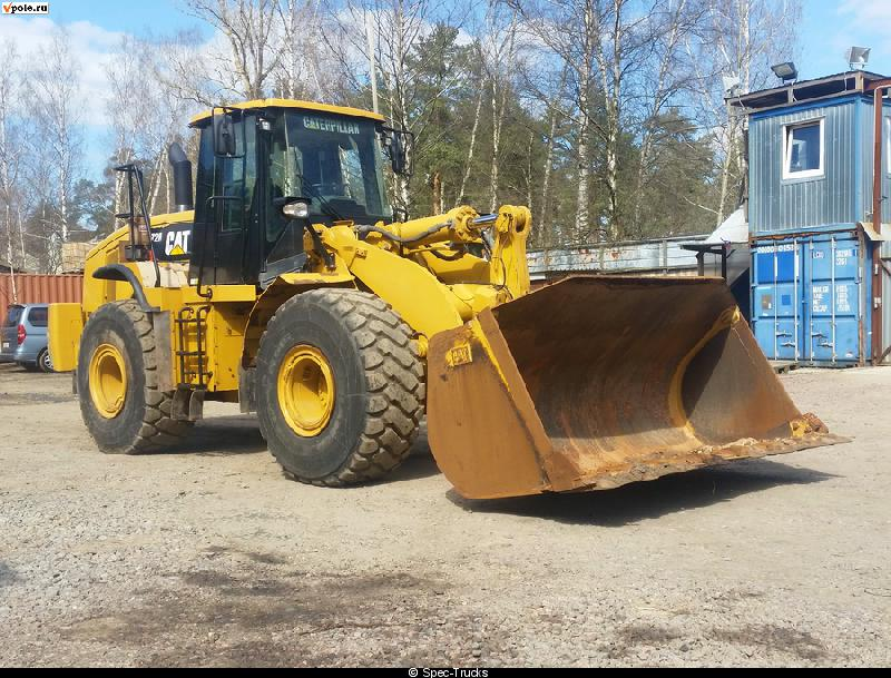 Caterpillar CAT 972H