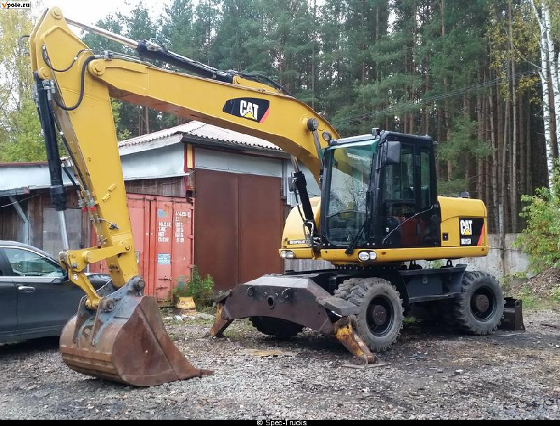 Caterpillar CAT M315D