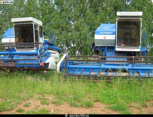 Сельхозтехника, запчасти в Набережных Челнах