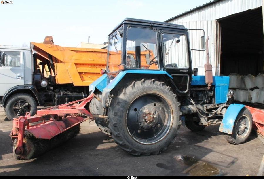 Характеристики трактора Беларусь МТЗ 82 (80)