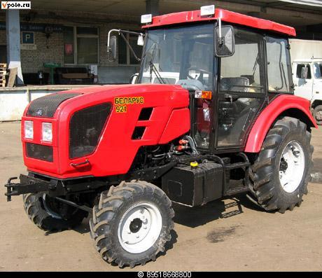 37 объявлений - Продажа б/у тракторов МТЗ с пробегом.