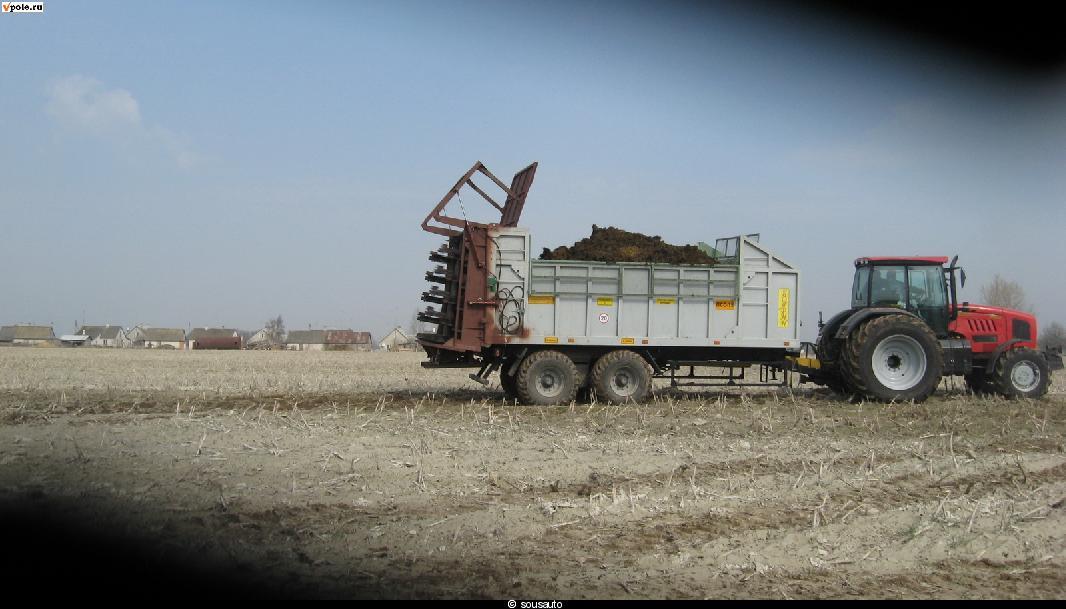 Давление в шинах трактора Беларусь 821/921