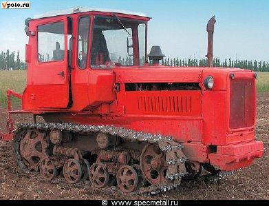 Волгоградский тракторный завод ВЗГМ