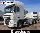 BDF DAF XF 105.460 Super Space Cub