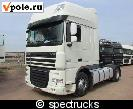 DAF XF 105.460 Super Space Cub