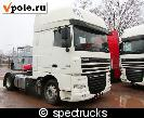 DAF XF105.460 Super Space Cub